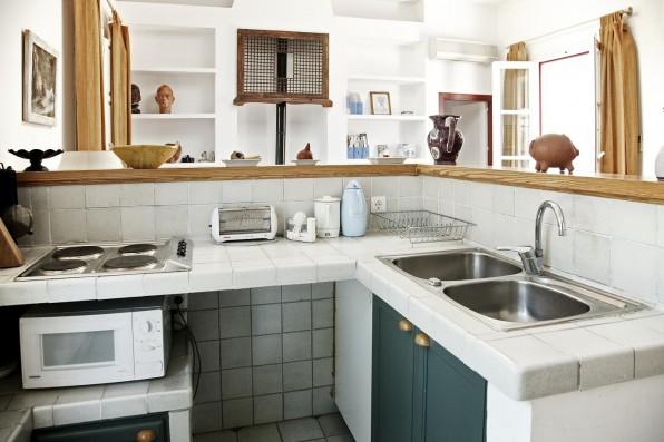 Cortijo Oropesa: Cocina / Kitchen Casa Azul