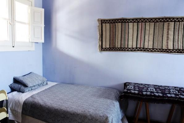 Cortijo Oropesa: Dormitorio/Bedroom 3 Casa Azul