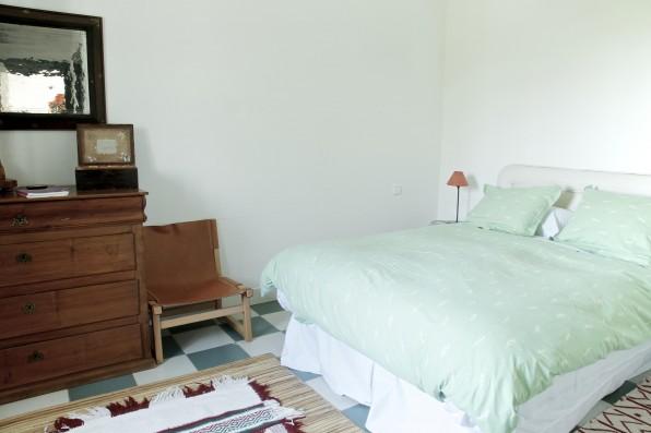 Cortijo Oropesa: Dormitorio/Bedroom 1 Casa Verde