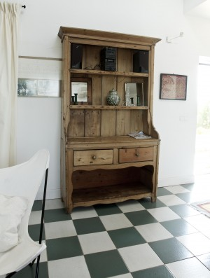 Cortijo Oropesa: Salón/Living room Casa Verde