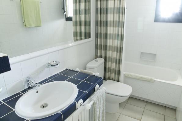 Cortijo Oropesa: Baño/Bathroom Casa Verde