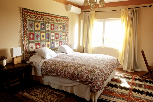 Cortijo Oropesa: Dormitorio/Bedroom 2 Casa Marrón