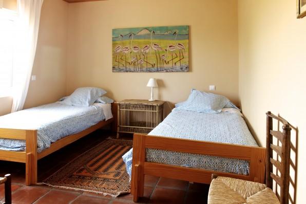 Cortijo Oropesa: Dormitorio/Bedroom 4 Casa Marrón