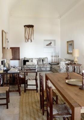 Casa Cartoixa Valldemossa: dining room