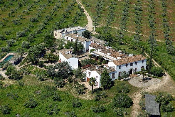 Cortijo Oropesa: casa para eventos cerca de Madrid