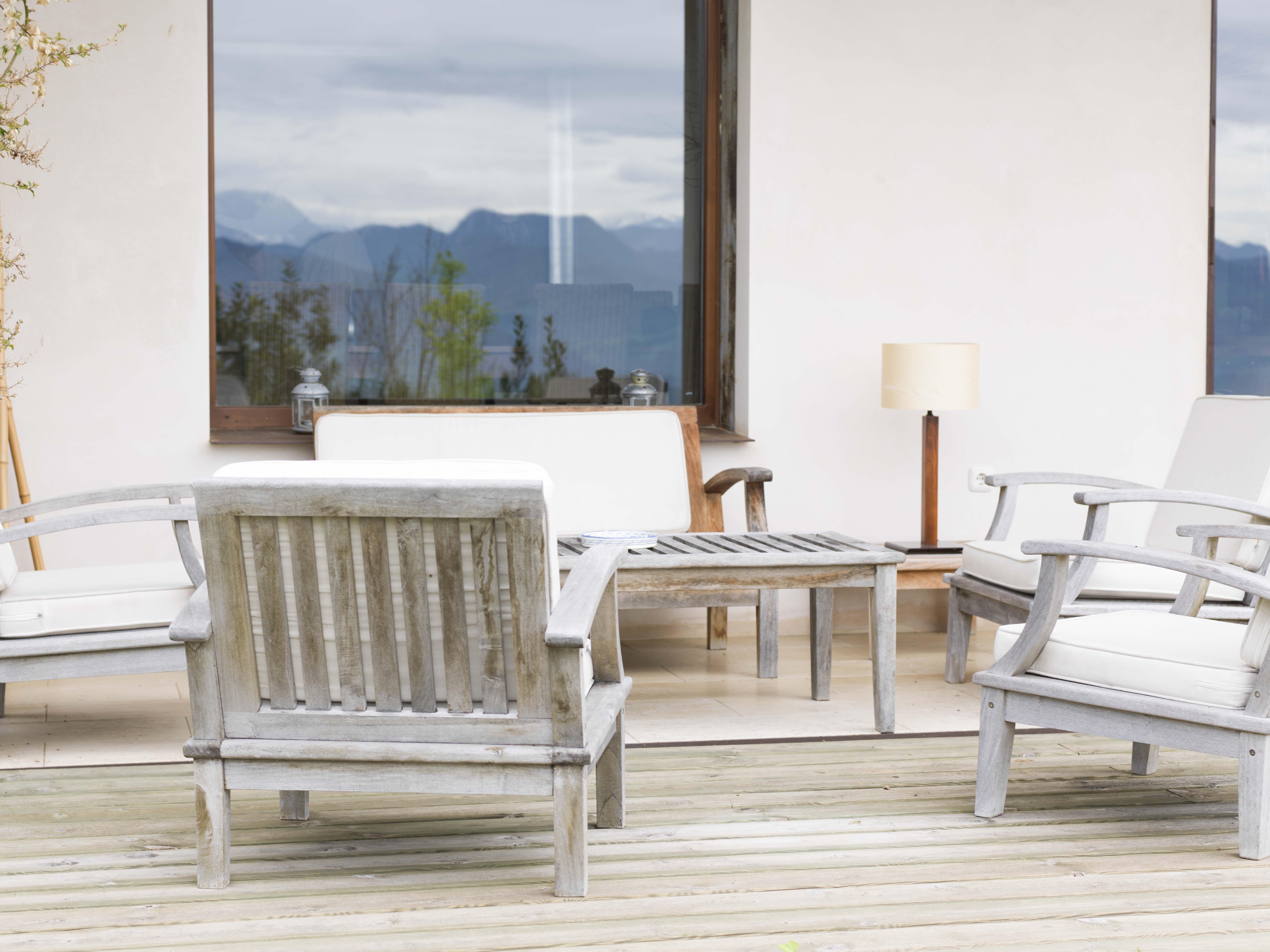 Casa Cofiño: Terrace