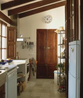 Casa Cartoixa Valldemossa: kitchen
