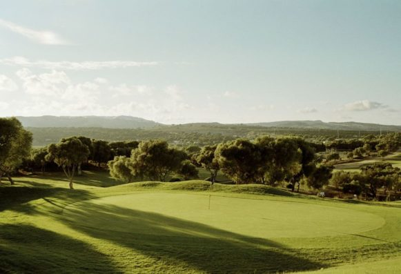 Casa Vejer: golf at the Montenmedio Golf & Country Club