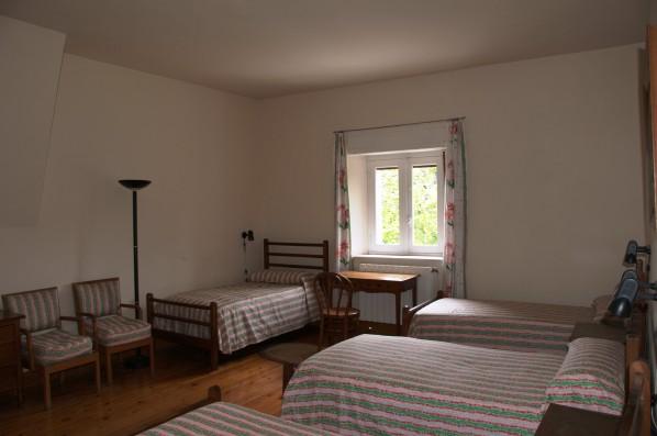 Casa Corrales: children's room second floor
