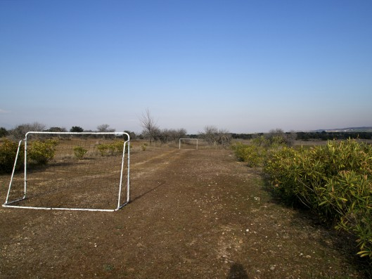 Cortijo Oropesa: Campo de fútbol / Soccer field