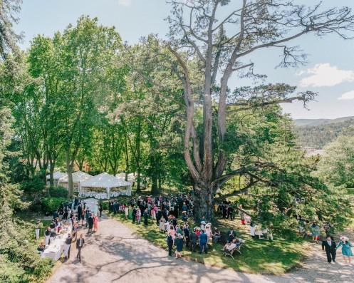 Casa Corrales: wedding