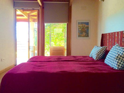 Casa Vejer: Casa Poniente bedroom 2