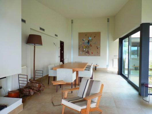 Casa Valdecañas: dining room