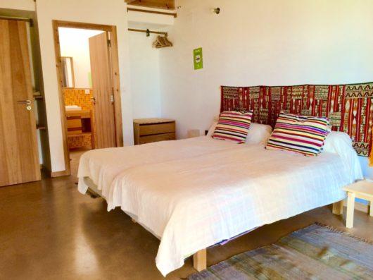 Casa Vejer: Casa Poniente bedroom 1