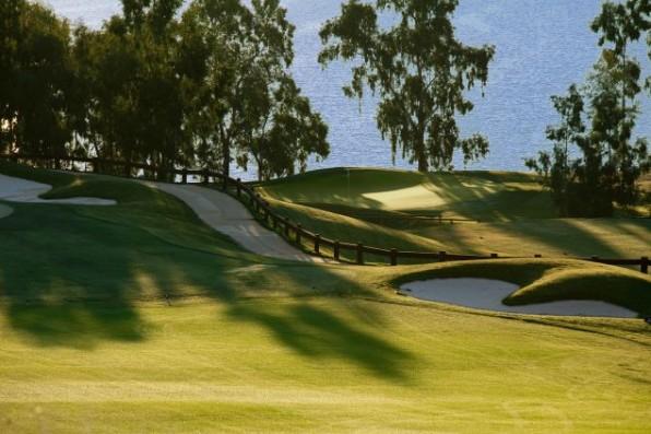Casa Valdecañas: golf course