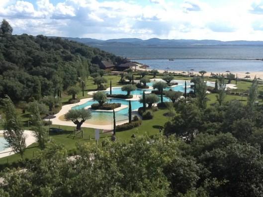 Casa Valdecañas: Piscinas urbanización / Pools resort