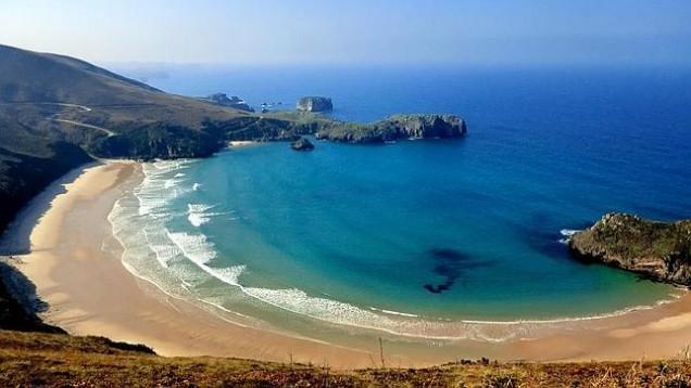 Casa Cofiño: playa Torimbia