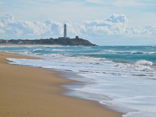 Casa Vejer: Cape Trafalgar beach