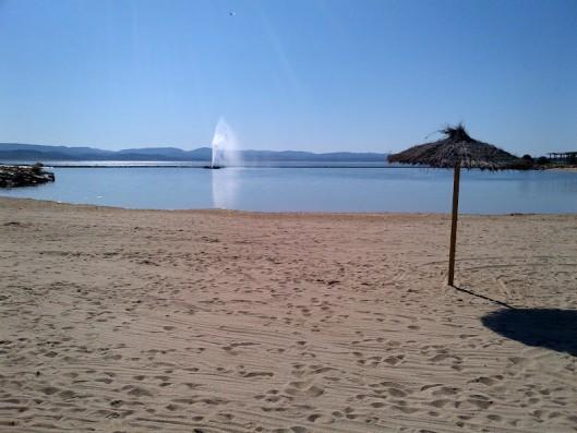 Casa Valdecañas: Playa urbanización / Resort beach