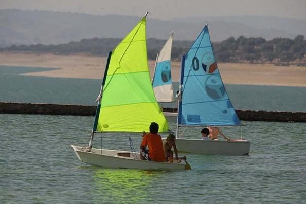 Casa Valdecañas: Vela / Sailing