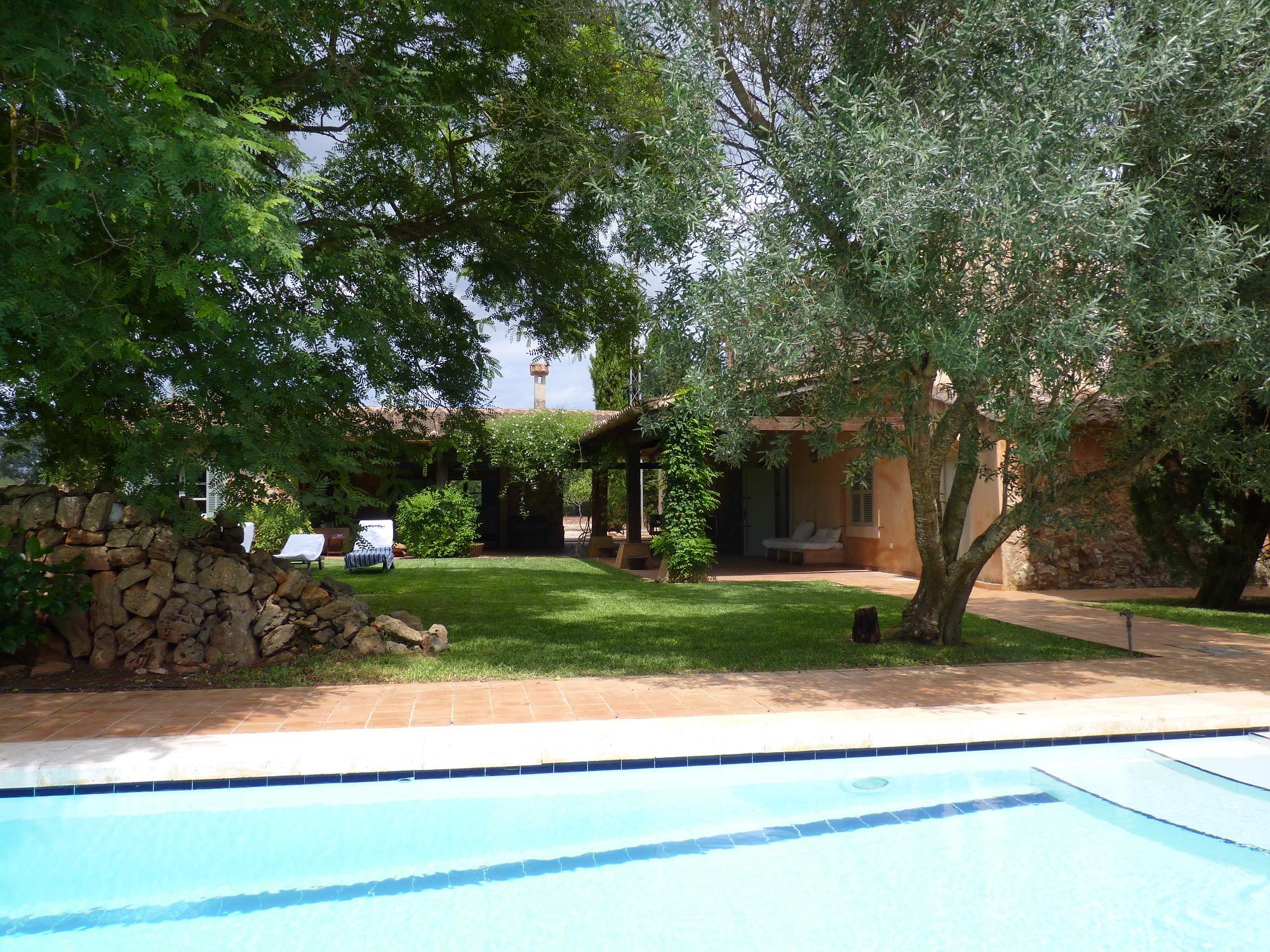Casa Porreres: luxury holiday villa in Mallorca