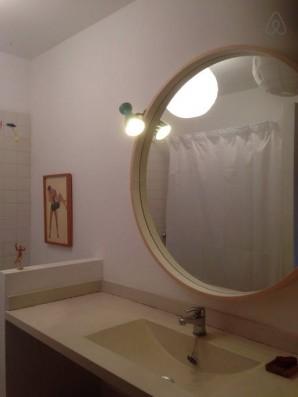 Casa Campos: baño 1