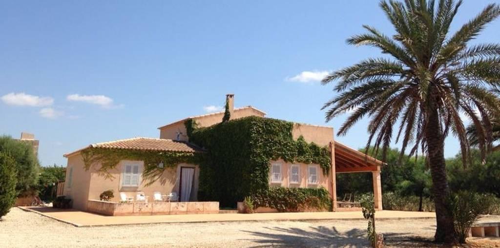 Casa Campos: casa vacacional de lujo en Mallorca