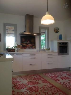 Casa Campos: cocina
