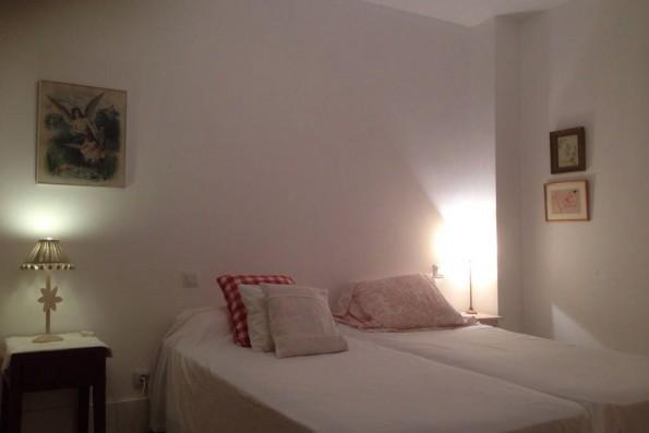 Casa Campos: dormitorio 2