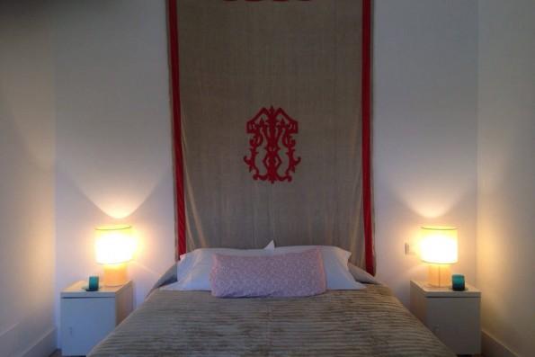 Casa Campos: master bedroom