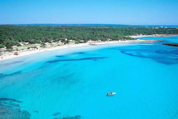 Casa Campos: Es Trenc beach