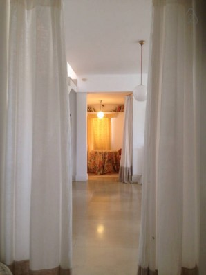 Casa Campos: hallway