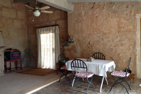 Casa Campos: inside the old mill