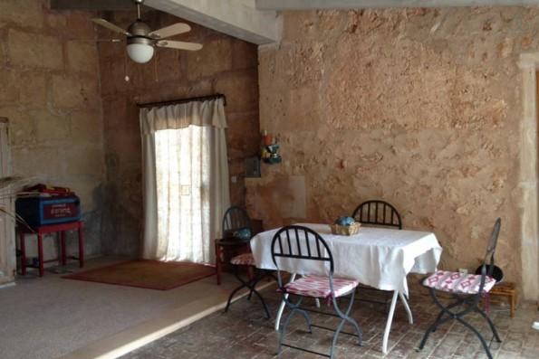 Casa Campos: interior molino