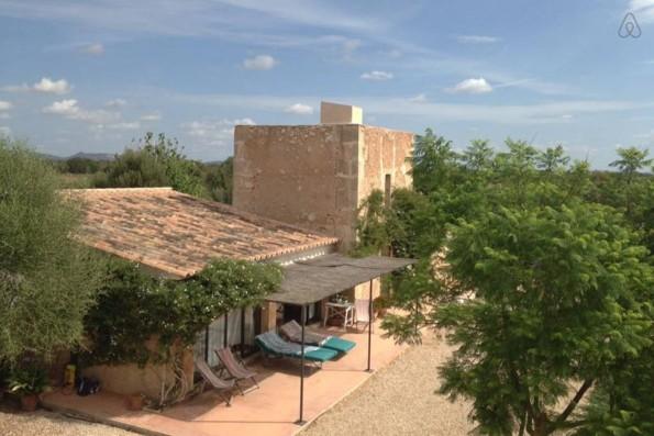 Casa Campos: old mill
