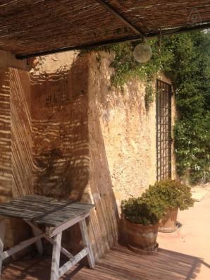 Casa Campos: porche