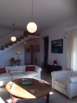 Casa Campos: living room