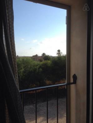 Casa Campos: vista dormitorio principal