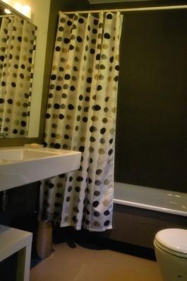 Casa Ceranzos: Bathroom floor