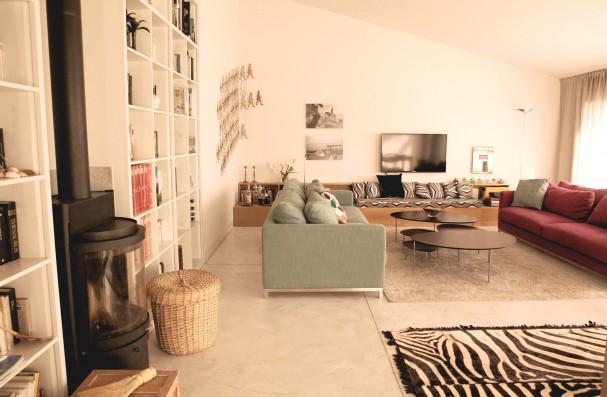 Casa Ceranzos: Living-room