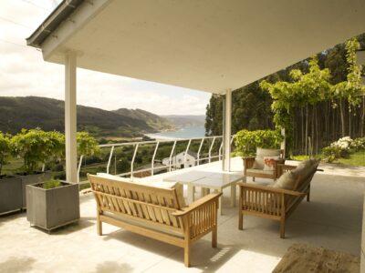 Casa Ceranzos: luxury holiday villa in Galicia
