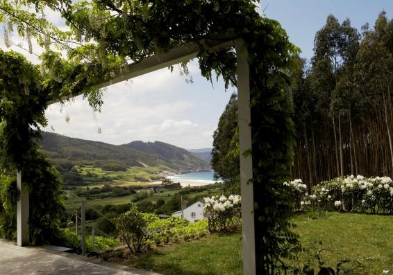 Casa Ceranzos: View from terrace
