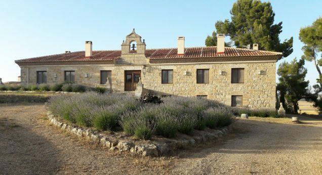 Casa Baltanás: façade