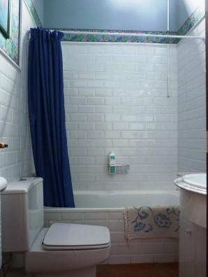 Casa Ciiudad Ducal: Baño planta 1