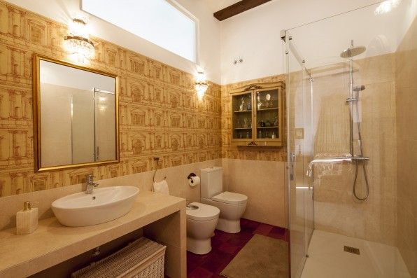 Casa Baltanás: bathroom 4