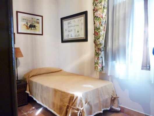 Casa Albaicin: guest house single bedroom