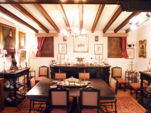 Casa Albaicin: dining room