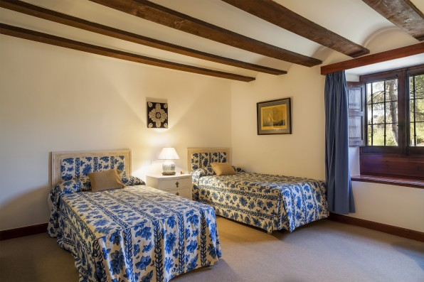 Casa Baltanás: bedroom 6