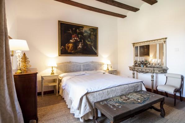 Casa Baltanás: bedroom 4