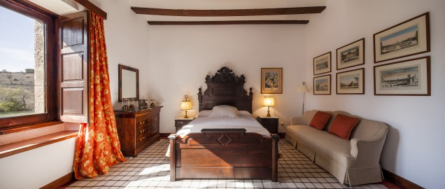 Casa Baltanás: bedroom 1